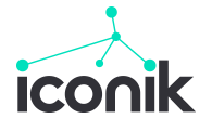 Iconik Media Logo