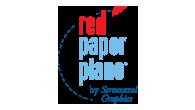 Red Paper Plane Logo