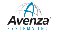 Avenza Systems Inc. Logo