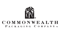 Commonwealth Packaging Company logo