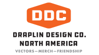 Aaron Draplin logo