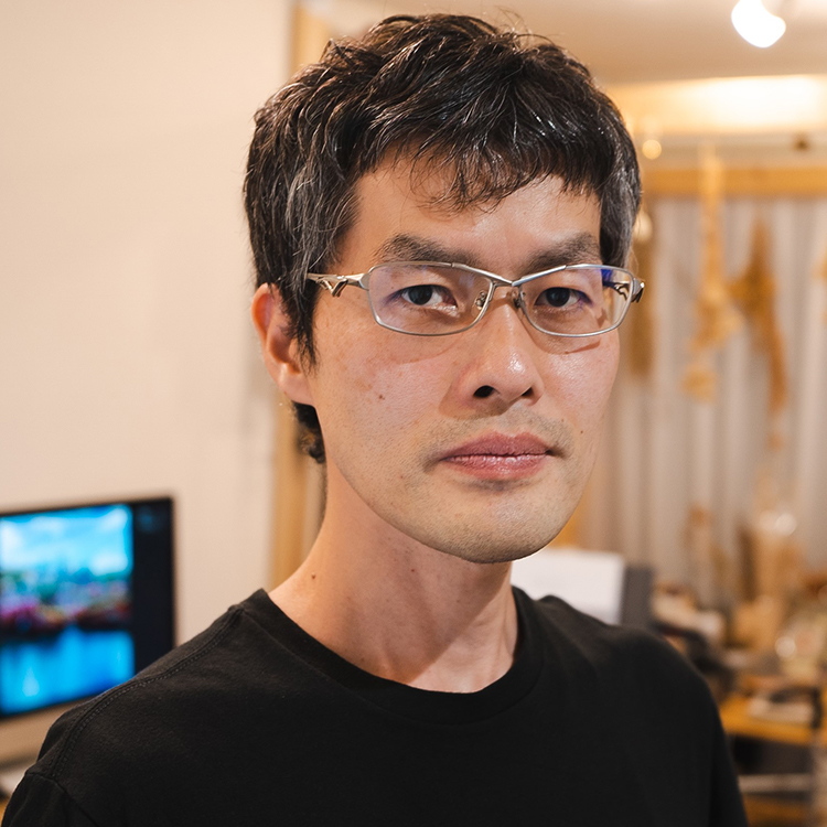 池原 健治 Kenji Ikehara