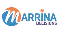 Marrina Decisions logo