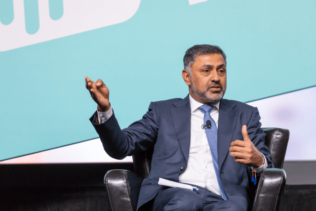 Chief Executive Officer & Chairman of Palo Alto Networks, Nikesh Arora