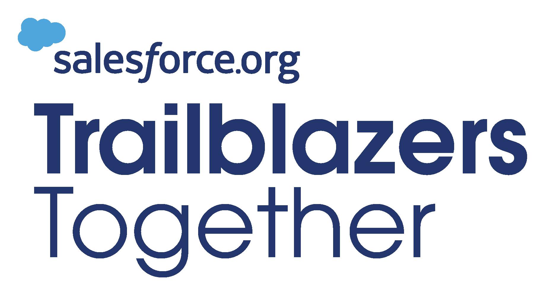 Trailblazers Together Logo